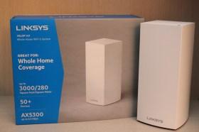 極速通訊無死角!Linksys Velop MX5300 Mesh Wi-Fi 6三頻網狀路由器開箱實測