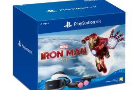 PS VR遊戲《漫威鋼鐵人VR》將於7/3上市 同步推出豪華全配包