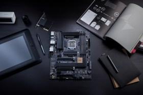 首次推出ProArt系列主機板 華碩Z490晶片組主機板魅力登場