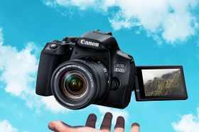新增眼睛偵測自動對焦 Canon EOS 850D 在台上市
