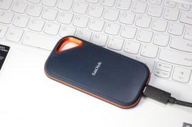 極致的讀寫速度與時尚的外型!SanDisk Extreme PRO Portable SSD 2TB開箱評測
