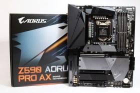 給你滿滿的戰鬥力!技嘉 AORUS Z590 RPO AX Gaming 主機板開箱