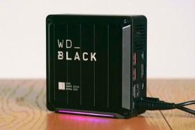 內容創作者的神級專武 WD_BLACK™ D50 Game Dock NVMe™ SSD