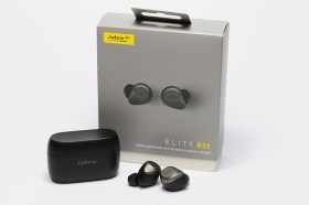 Jabra Elite 85t Advanced ANC 降噪真無線藍牙耳機開箱