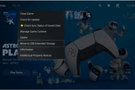 PS5推出儲存空間選項以及和社交分享等新功能的更新!