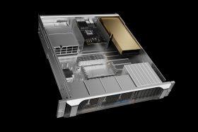 NVIDIA與電腦製造商發表用於人工智慧的產業標準企業伺服器平台