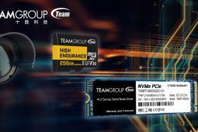 看準大容量需求市場!十銓發表8TB MP34Q M.2 PCIe SSD及HIGH ENDURANCE監控專用記憶卡