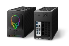 Intel推出小巧迷你遊戲電腦!NUC 11 Extreme套件搭載最新處理器與技術