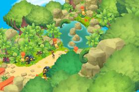 Apple Arcade 結合兩款經典遊戲的《Temple Run: Puzzle Adventure》即將上線!