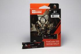 讓PCIe Gen4 馬力全開!Seagate FireCuda 530 SSD開箱評測