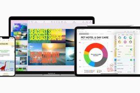 強化遠距簡報與行動文件處理!蘋果Keynote、Pages 和 Numbers 都推出新功能