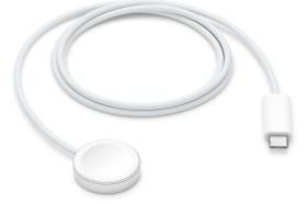 蘋果推出新款 Apple Watch 磁性快速充電器對 USB-C 連接線