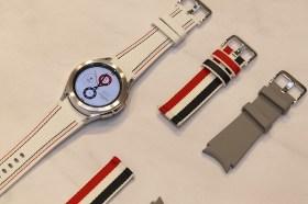 超時尚!三星 Galaxy Watch4 Classic Thom Browne限量版開箱