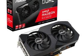 主流顯卡之王!ASUS Dual Radeon™ RX 6600矚目登場