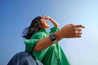 Amazfit GTR 3 與 GTS 3 系列智慧手錶全球同步上市!