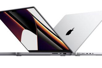 14與16吋全新架構MacBook Pro登場!採新專業級晶片 M1 Pro 和 M1 Max 驅動和Mini-LED背光技術