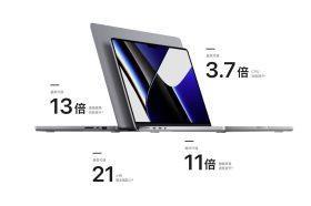 蘋果 M1 Max 版 Macbook Pro 強悍登場!五大升級亮點告訴大家