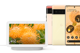 Google  Pixel 6、Pixel 6 Pro 及 Nest Hub登場在台開賣!