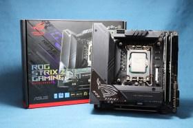 地表最小最強大的Intel 12代處理器平台!ROG STRIX Z690-I Gaming WIFI 開箱