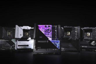 超越極限!ROG Z690主機板搭載Intel 12代Core處理器震撼亮相