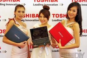 TOSHIBA 超輕薄R系列搭載SB強力登場!