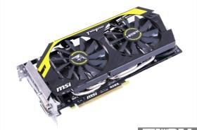 超頻樂! 微星GeForce GTX760 HAWK顯示卡