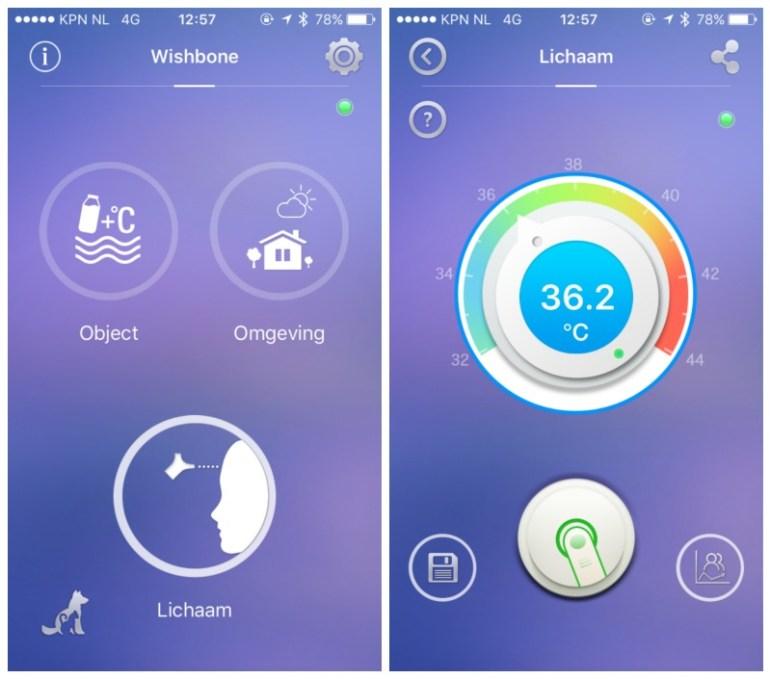 Wishbone app