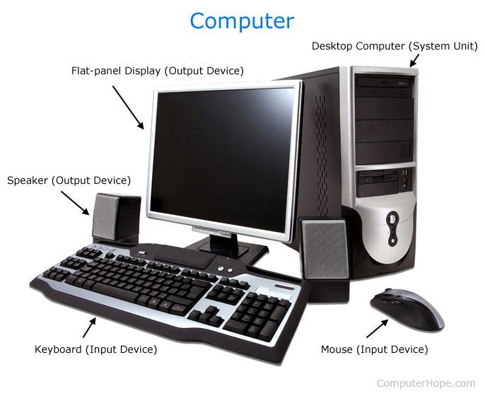 Desktop computer - The Internet Tips