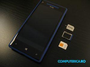 HTC Windows Phone 8 X MicroSIM
