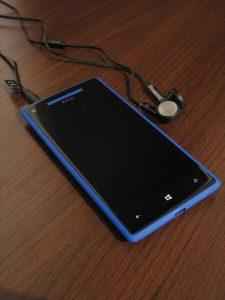 HTC 8 Widows Phone X Căști
