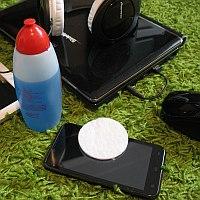 dezinfectare gadgeturi