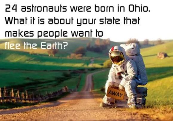 ohio astronounts