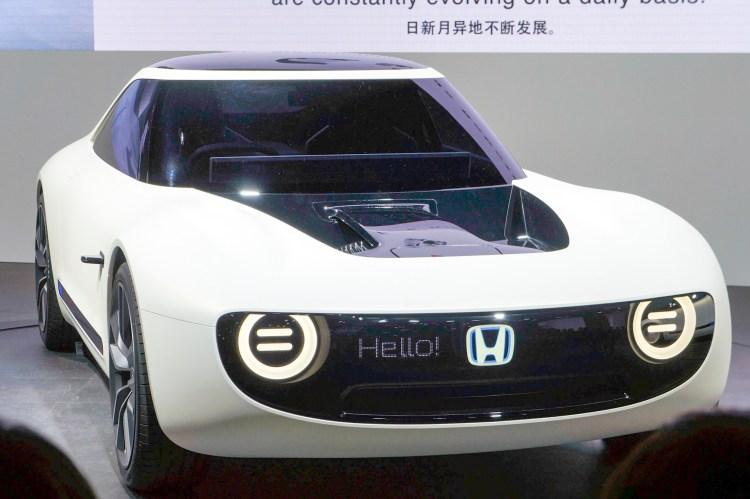 ホンダ Sports EV