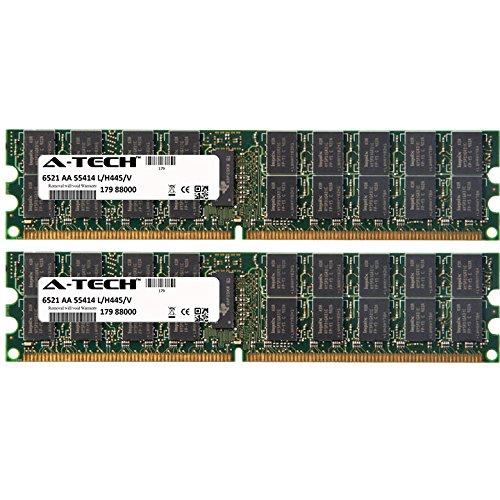 16GB 4x 4gb Dell PowerEdge 2970 6950 SC1435 T300 T605 M605 R300 R805 R905 Memory