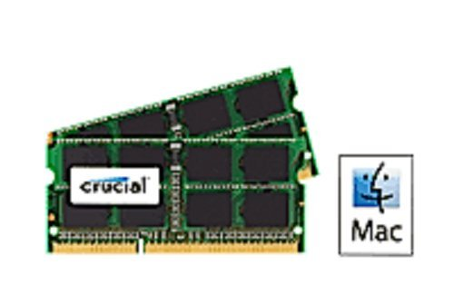 16GB 2x8GB Memory Sodimm PC3-8500 for 13″ MacBook Pro 2.66GHz Mid 2010