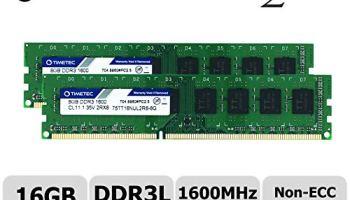 Timetec Hynix IC Apple 16GB Kit (2x8GB) DDR3 1600MHz PC3