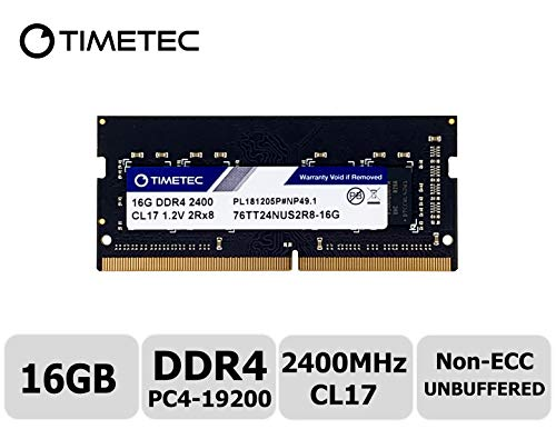 16GB 2x 8GB DDR4 2400 MHz PC4-19200 Sodimm Laptop Memory RAM Kit 16G 2400 260pin