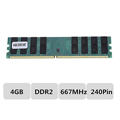 NOT FOR PC 16GB 4x4GB PC2-5300 ECC FB-DIMM Dell Precision WorkStation T5400