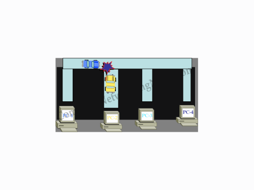 small resolution of network wiring b standard