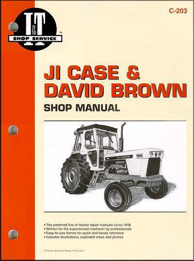 Ji Case Amp David Brown