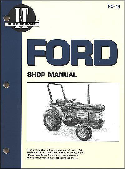 home telephone wiring diagram air compressor hook up diagrams ford new holland 1987 - 2000 farm tractor owners service & repair manual 0872884201 ...