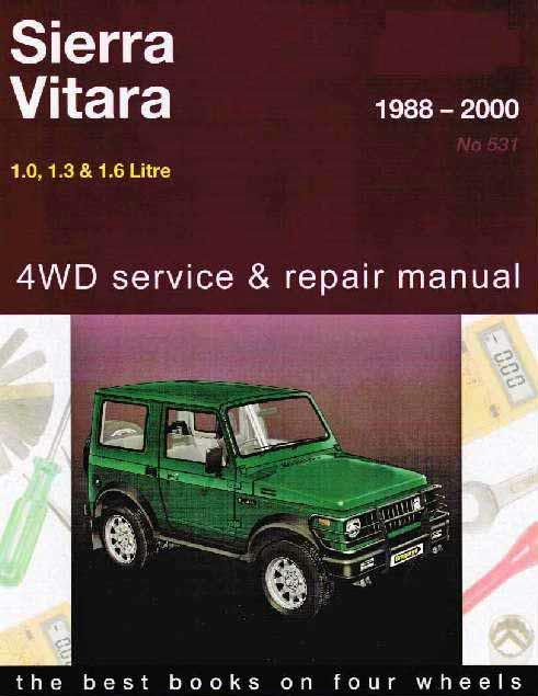 Wiring Diagram Suzuki Vitara Electrical Car System Binatanicom