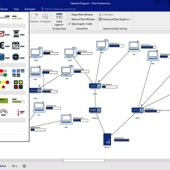 Visio 2010 Network Diagram Wizard 2009 Jeep Wrangler Unlimited Radio Wiring Simple Site 8 Top Topology And Mapping Software Full Reviews Local Area