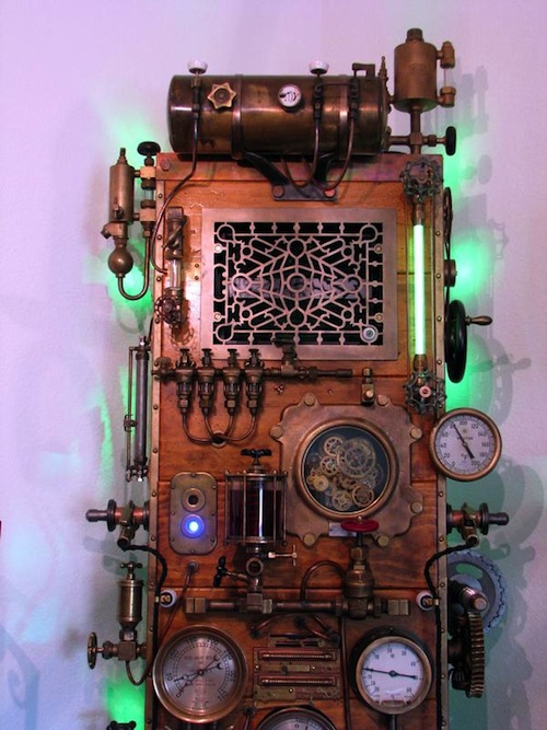 10 Awesome Steampunk Computer Case Mods
