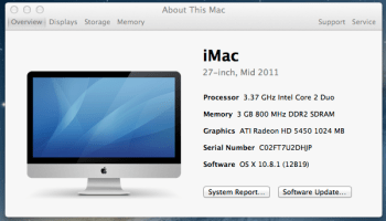 ATI AMD Radeon 5450 Fixed Graphics Kexts For Hackintosh