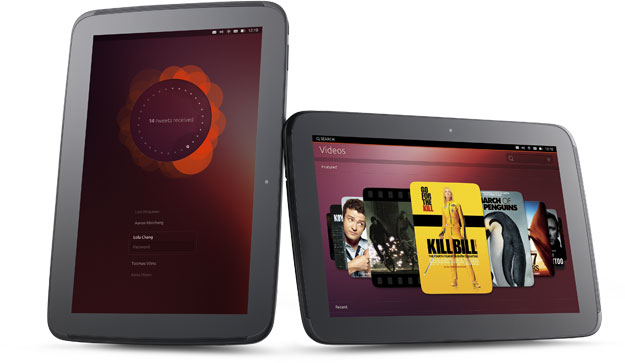 ubuntu for tablets