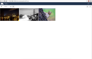 owncloud photo gallery