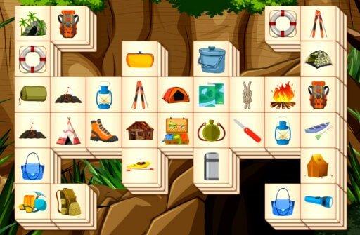 Hiking Mahjong - kostenlos bei Computerspiele.at spielen!