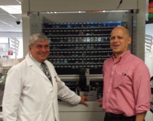 Jim Muzzy Skip Mathews Louis & Clark Pharmacy Synergy Medical