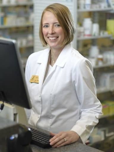 Nicole Noel, Pharm.D., Director of Purdue University Pharmacy,